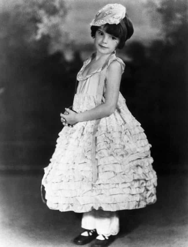 Judy Garland is listed (or ranked) 4 on the list 20 Photos Of Old Hollywood Stars As Kids