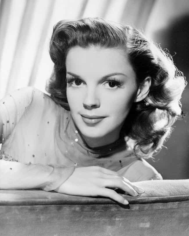 Judy Garland is listed (or ranked) 2 on the list Famous People Who Died On The Toilet