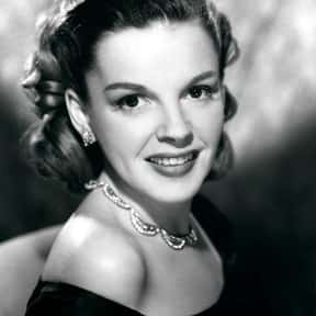 Judy Garland is listed (or ranked) 18 on the list The Best Female Vocalists Ever