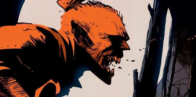 Jughead Jones is listed (or ranked) 2 on the list 10 Comic Book Characters Who Have Turned Into Werewolves