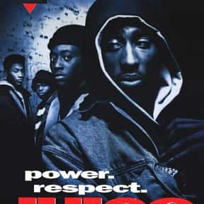 Juice is listed (or ranked) 3 on the list The Best Hood Movies