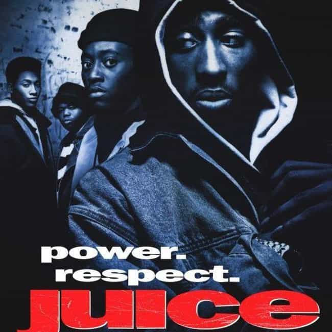 Juice is listed (or ranked) 1 on the list The Best Tupac Shakur Movies