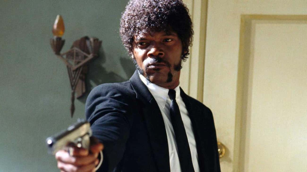 Jules Winnfield - 'Pulp Fictio is listed (or ranked) 4 on the list Iconic Roles That Nobody Else Should Ever, Ever Play