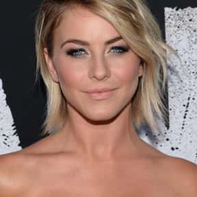Julianne Hough is listed (or ranked) 18 on the list Who Was America's Girlfriend in 2016?