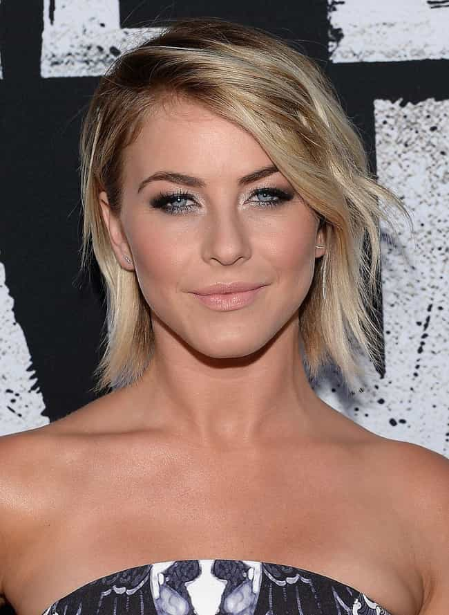 Julianne Hough is listed (or ranked) 4 on the list Kevin Connolly Loves and Hookups