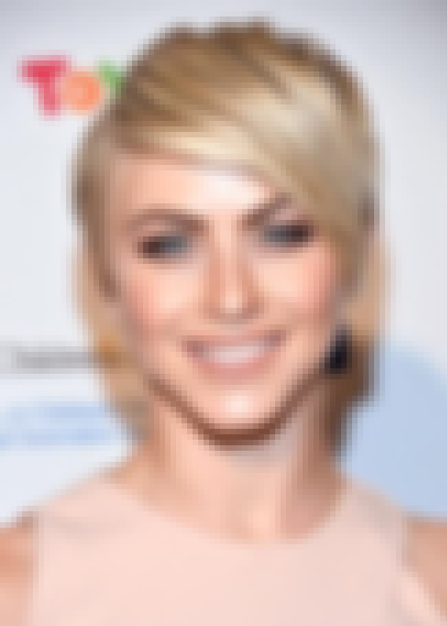 Julianne Hough is listed (or ranked) 3 on the list Famous Friends of Zac Efron