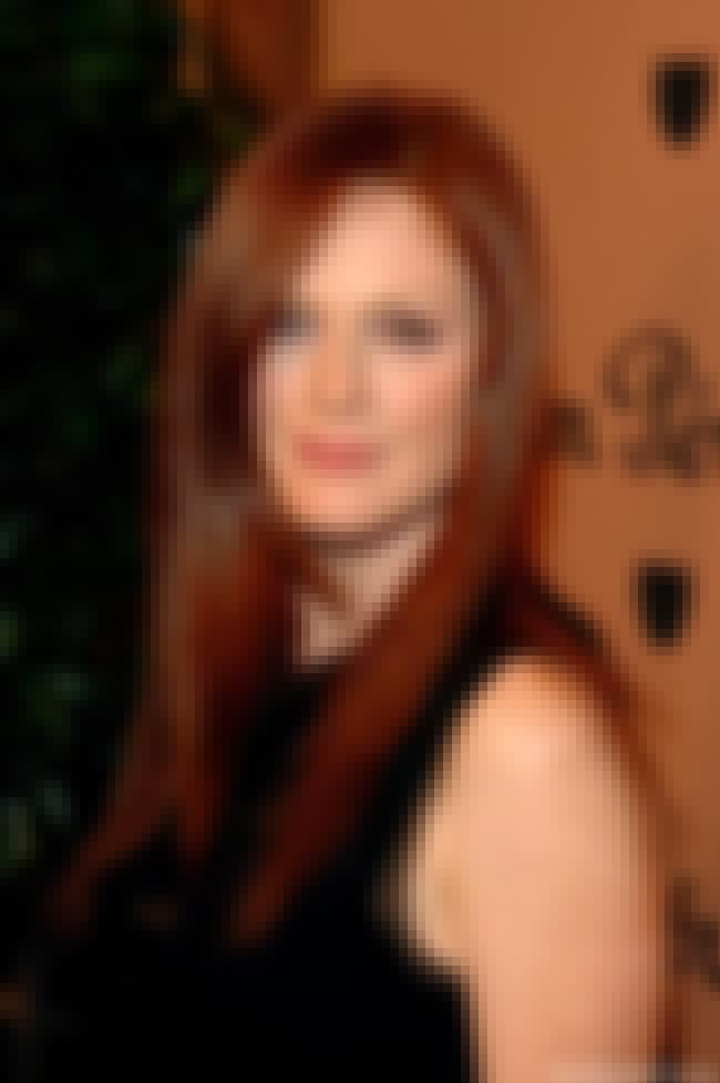 Julianne Moore is listed (or ranked) 10 on the list The Most Attractive Redheads Ever