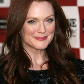 Julianne Moore is listed (or ranked) 7 on the list Famous Boston University Alumni