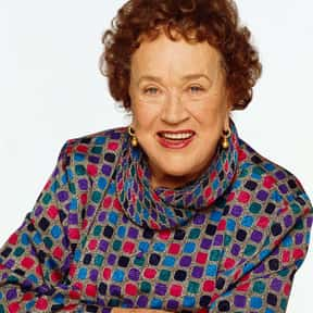 Julia Child is listed (or ranked) 3 on the list List of Famous Chefs