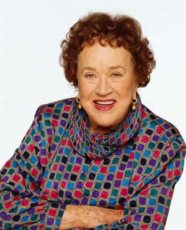Julia Child is listed (or ranked) 2 on the list Famous Female Chefs