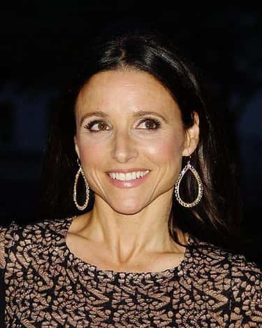 Julia Louis-Dreyfus is listed (or ranked) 1 on the list Celebrities Who Were Rich Before They Were Famous