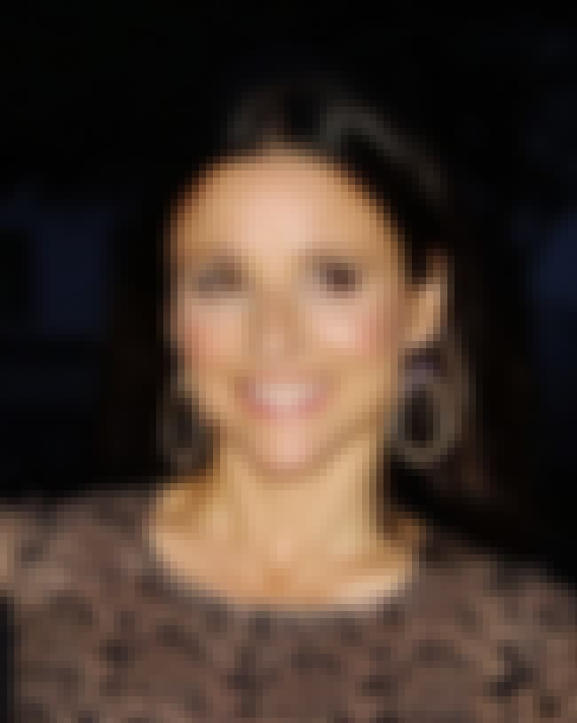 Julia Louis-Dreyfus is listed (or ranked) 1 on the list Celebrities Who Were in Delta Gamma