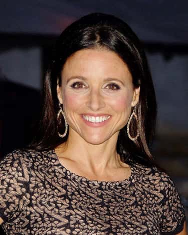 Julia Louis-Dreyfus is listed (or ranked) 1 on the list Famous Breast Cancer Survivors