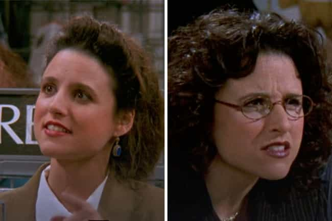 Julia Louis-Dreyfus is listed (or ranked) 2 on the list How the Cast of Seinfeld Aged from the First to Last Season