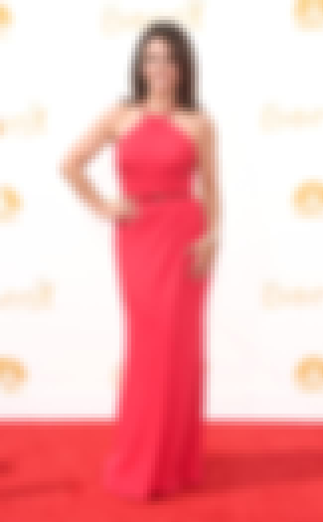 Julia Louis-Dreyfus is listed (or ranked) 3 on the list 2014 Emmys Red Carpet Best Dressed