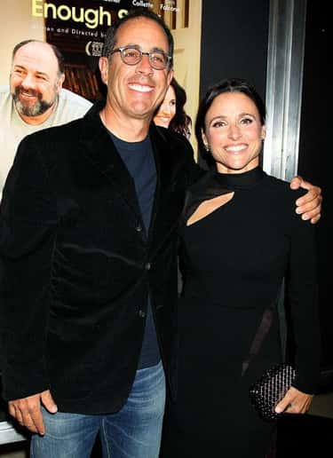 Julia Louis-Dreyfus is listed (or ranked) 2 on the list Famous Friends of Jerry Seinfeld