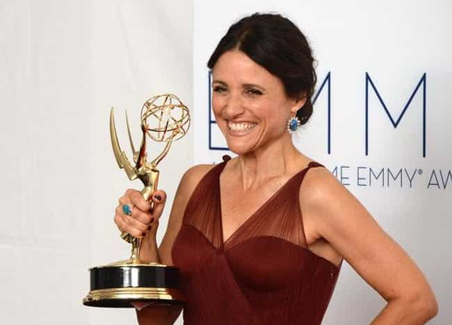 Julia Louis-Dreyfus is listed (or ranked) 4 on the list The Cast of Seinfeld: Where Are They Now?