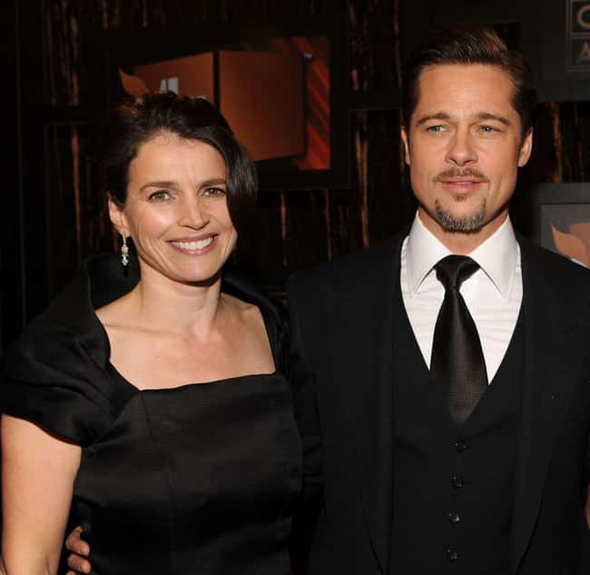 Julia Ormond is listed (or ranked) 7 on the list Brad Pitt's Loves & Hookups