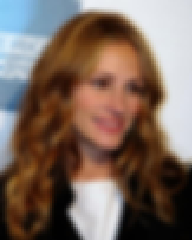 Julia Roberts is listed (or ranked) 8 on the list 14 Celebrities With Disgusting Hygiene Habits