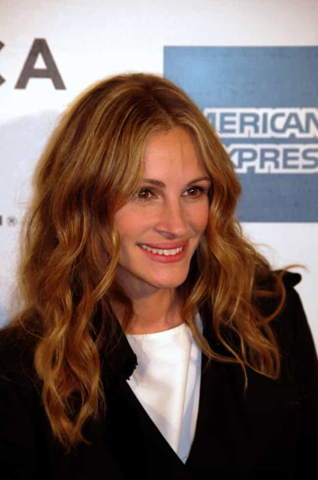 Julia Roberts is listed (or ranked) 3 on the list Celebrities Who Got Caught Parking In Handicapped Spots