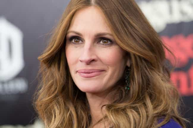 Julia Roberts is listed (or ranked) 2 on the list 26 Celebrities Whose Parents Are Teachers