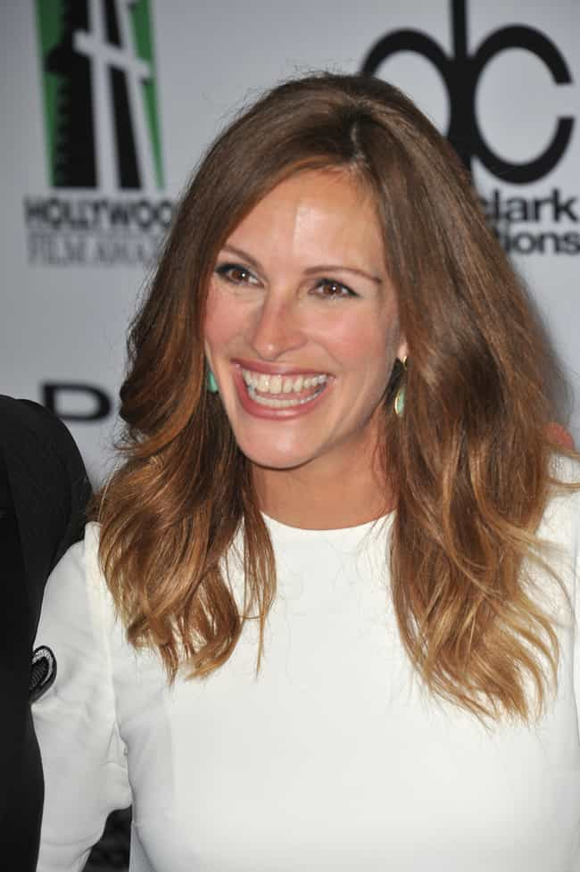 Julia Roberts is listed (or ranked) 2 on the list 35 Famous People Who Stutter