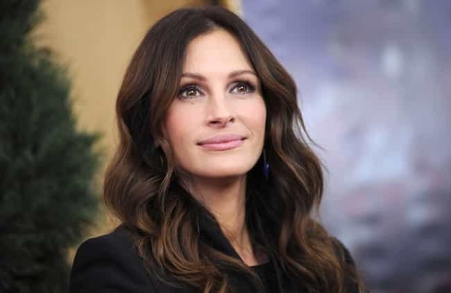 Julia Roberts is listed (or ranked) 5 on the list 30 Celebrities You Didn't Know Had Tattoos