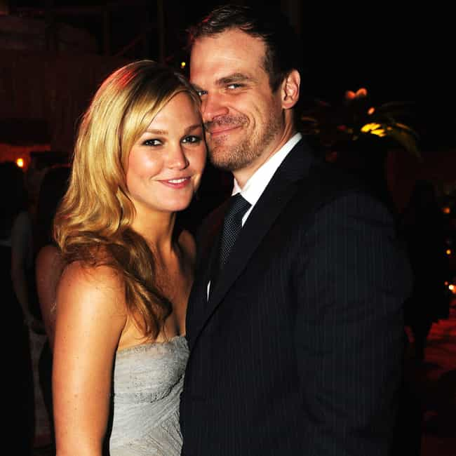 Julia Stiles is listed (or ranked) 2 on the list David Harbour Loves and Hookups
