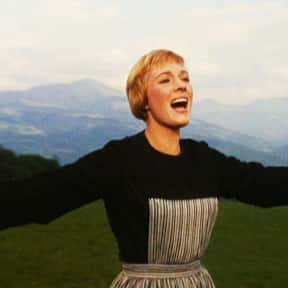 Julie Andrews is listed (or ranked) 10 on the list The Best Show Tune Artists
