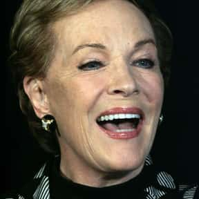 Julie Andrews is listed (or ranked) 1 on the list 17 Stars Who Are Only One Award Away From Snagging An EGOT