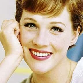 Julie Andrews is listed (or ranked) 7 on the list The Best Actresses in Film History