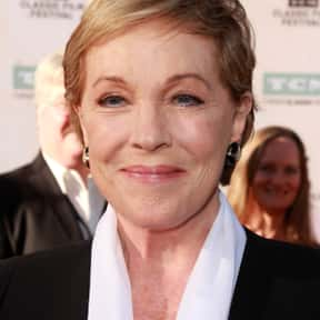 Julie Andrews is listed (or ranked) 19 on the list The Best Female Vocalists Ever