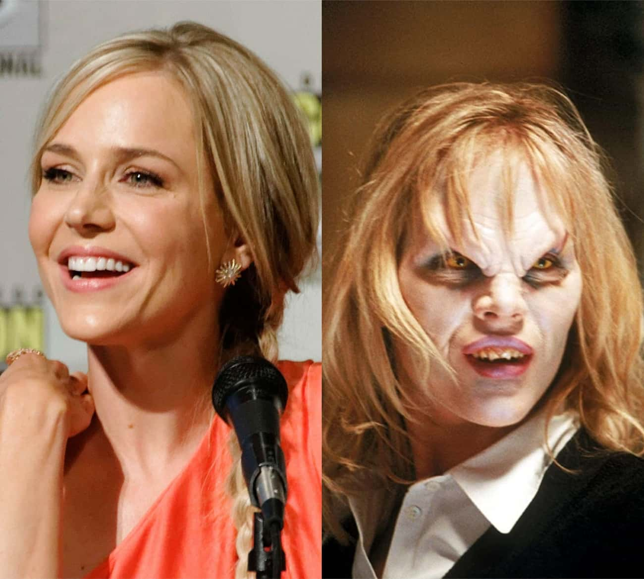 Julie Benz is listed (or ranked) 4 on the list Actors Who Guest Starred On 'Buffy the Vampire Slayer' Before They Were Famous