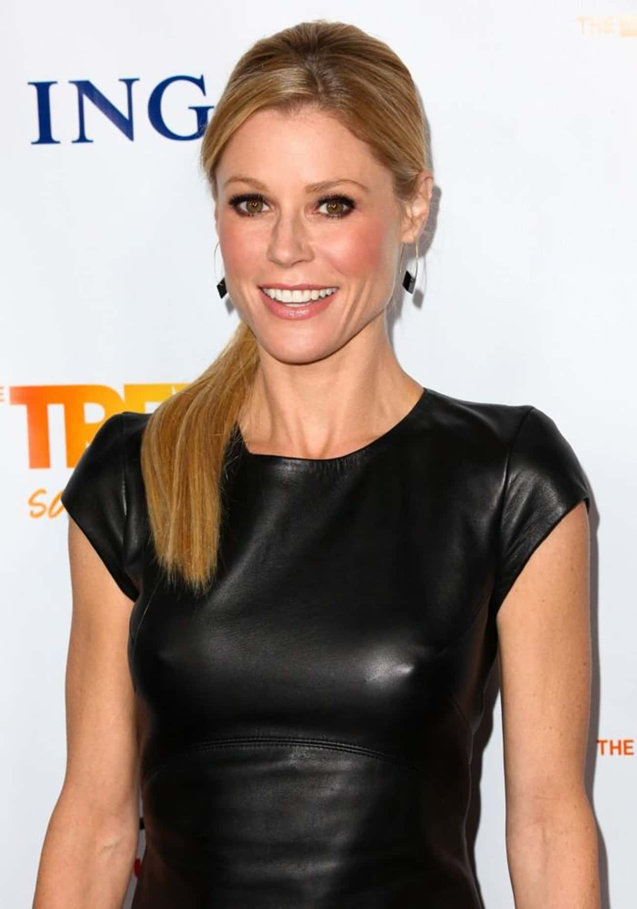 Julie Bowen is listed (or ranked) 4 on the list Celebrities Who Went to Boarding School