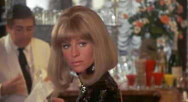 "1975: Julie Christie is listed (or ranked) 1 on the list Who Was The Hollywood ""It Girl"" The Year You Were Born?"