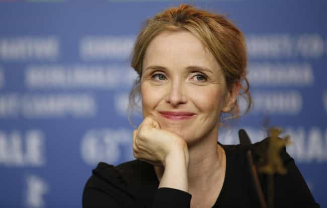 Julie Delpy is listed (or ranked) 11 on the list Jack Nicholson's Loves &