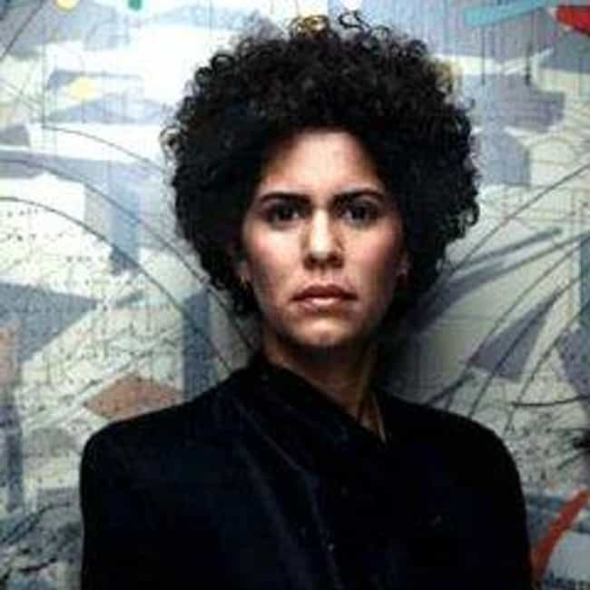 Julie Mehretu is listed (or ranked) 3 on the list Famous Female Paintings