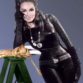 Julie Newmar is listed (or ranked) 14 on the list The Best Actors in Live-Action Comic Book TV Shows