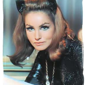 Julie Newmar is listed (or ranked) 6 on the list The Most Beautiful Pin-Up Girls of the '60s