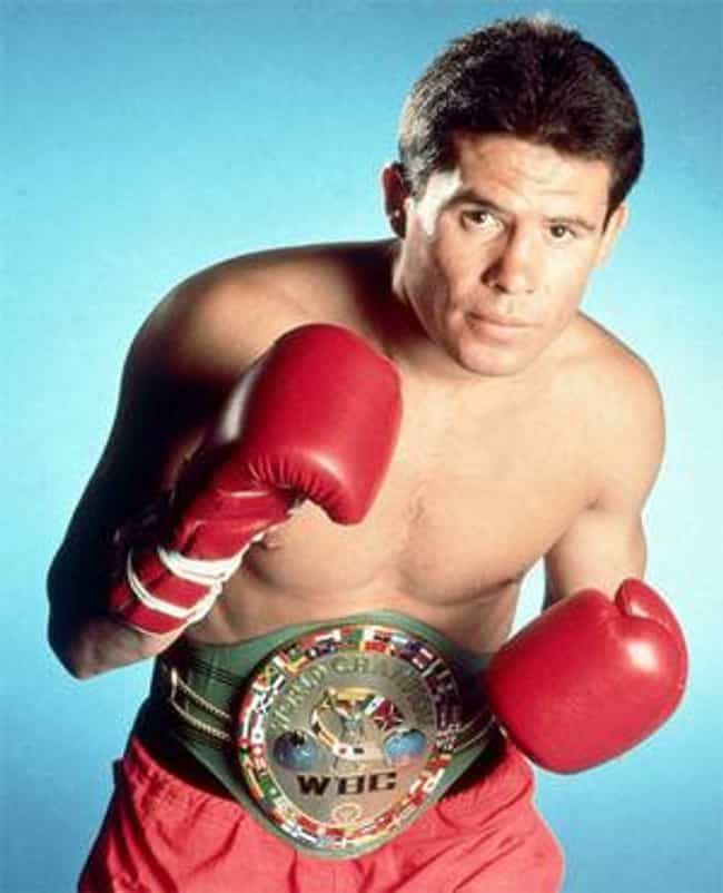 Julio César Chávez is listed (or ranked) 1 on the list The Best Hispanic Boxers of All Time