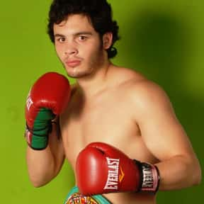 Julio César Chávez is listed (or ranked) 7 on the list The Best Boxers of the 1990s