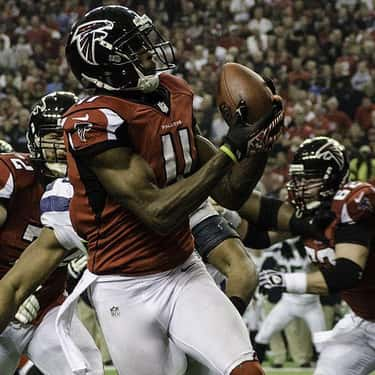 Julio Jones is listed (or ranked) 2 on the list The Best Athletes Who Wore #11
