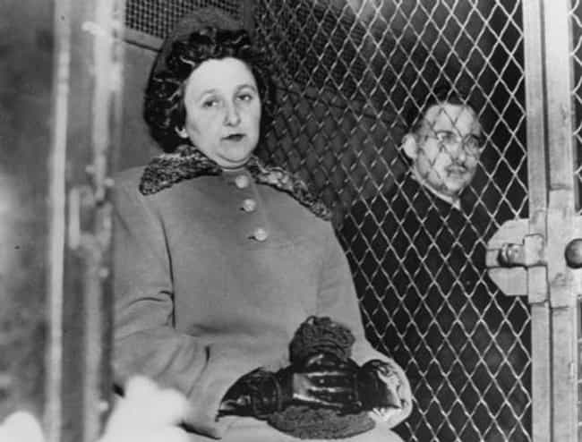 Julius and Ethel Rosenberg is listed (or ranked) 1 on the list Famous Male Secretaries