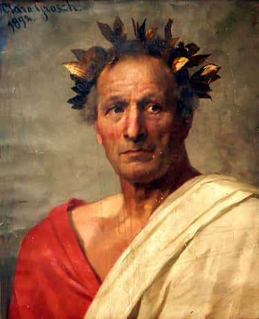 Julius Caesar's Epilepsy is listed (or ranked) 1 on the list The Signature Afflictions Of Historical Figures