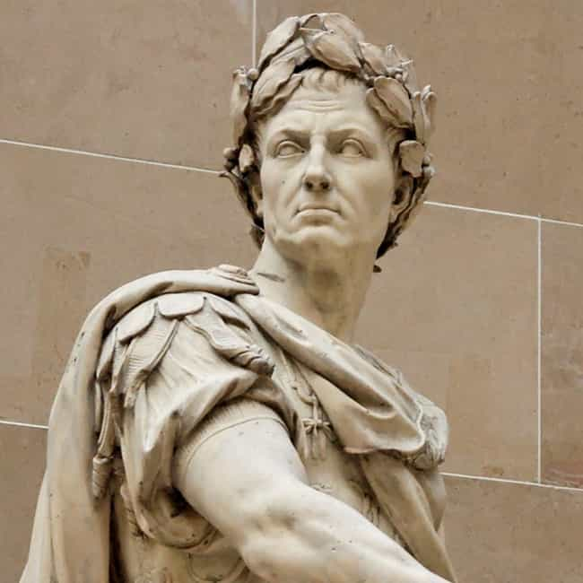 Julius Caesar is listed (or ranked) 1 on the list Famous People Who Were Stabbed to Death