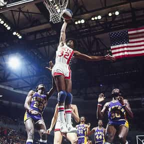Julius Erving is listed (or ranked) 7 on the list The Greatest Brooklyn Nets of All Time