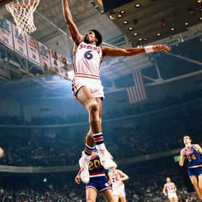 Julius Erving is listed (or ranked) 23 on the list US Men's Olympic Basketball All-Time Dream Team