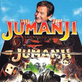 Jumanji is listed (or ranked) 5 on the list The Greatest Kids Movies of the 1990s