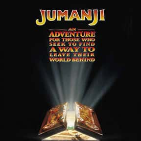 Jumanji is listed (or ranked) 6 on the list The Best Time Travel Comedies, Ranked