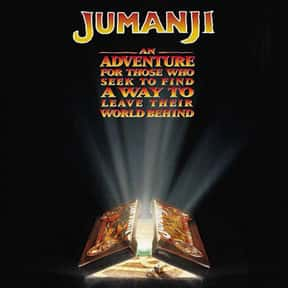 Jumanji is listed (or ranked) 8 on the list The Greatest Supernatural & Paranormal Teen Films